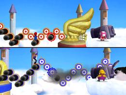 Jump the Gun at day from Mario Party 6
