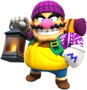 Wario (Hiker) from Mario Kart Tour