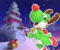 Merry Mountain from Mario Kart Tour
