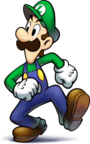 Artwork of Luigi