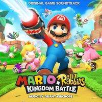 Mario + Rabbids Kingdom Battle Original Game Soundtrack Cover.jpg