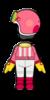 Kirby Mii racing suit from Mario Kart 8