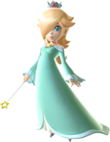 Laura Faye Smith is the current voice actress for Rosalina.