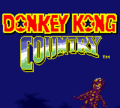 Donkey Kong Country GBC Water Title Screen.png