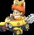 Baby Daisy in Mario Kart 8
