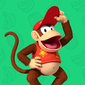 Profile of Diddy Kong from Play Nintendo.