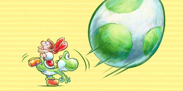 Picture shown with the first question in Trivia: Are you an expert Yoshi-ologist?