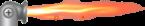 Burner sprite from New Super Mario Bros. Wii.