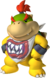 Super Mario Galaxy promotional artwork: Bowser Jr.