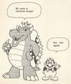Bowser and Mario (Japanese take on American portrayals).jpg