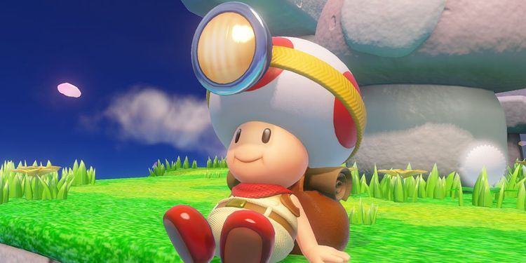 Picture shown with the second question of Captain Toad: Treasure Tracker Nintendo Switch Personality Quiz