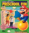 Mario's Early Years! Preschool Fun (DOS)