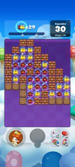 Stage 178 from Dr. Mario World since March 18, 2021