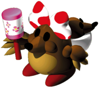Dyna & Mite from Super Mario RPG: Legend of the Seven Stars