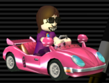 Honeycoupe from Mario Kart Wii