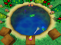 Hand, Line and Sinker from Mario Party 3.