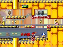 Level 3-3 of Runaway Warehouse