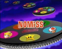 Screenshot of Nomiss