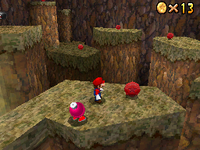 SM64DS Tiny-Huge Island Star 5.png