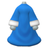 "The ""Magikoopa Robes"" Mii costume"