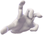 Crazy Hand's Spirit sprite from Super Smash Bros. Ultimate