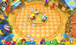 Catch You Letter from Mario Party: The Top 100