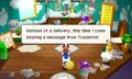 Delivery Toad M&LPJ Toadette message.png