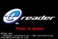 E-Reader North America Title Screen.png