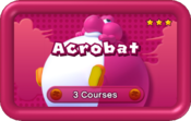 Icon for the Acrobat Pack in New Super Mario Bros. Us Boost Rush Mode