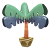 The Potted Palm Tree souvenir icon.
