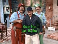 Joe Bellan as Tommy Lasagna.