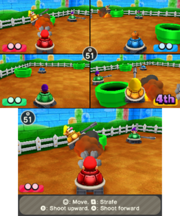 Shell Shocked from Mario Party: The Top 100