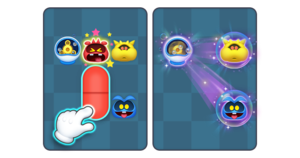 Bubble Machine from Dr. Mario World