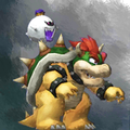 King Boo and Bowser Silver frame LM 3DS.png