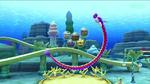 Dragoneel Treasure space in Mario Party 10