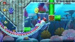 NSMBU Dragoneel's Undersea Grotto Screenshot.jpg