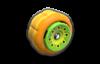 Sponge tires from Mario Kart 8