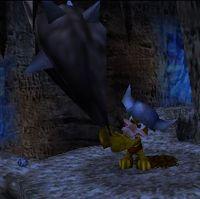 The Giant Kosha, from Donkey Kong 64.