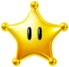 A Grand Star from Mario Kart Tour