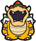 Bowser Suit from Mario Party: The Top 100