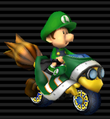 Baby Luigi's Magikruiser