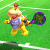 Bowser Jr.'s taunt from Mario Sports Superstars