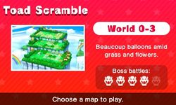 World 0-3 from Mario Party: Star Rush