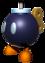 Mario Kart: Double Dash!! artwork: Bob-omb (this artwork is reused for Mario Kart DS)