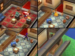 Hotel Goomba from Mario Party 5