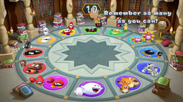 Meanie Match, from Mario Party 10.