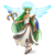 Palutena from Super Smash Bros. Ultimate