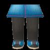 """The """"Denim Skirt"""" Mii bottom"""