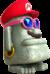 Super Mario Odyssey artwork