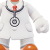 The Doctor Outfit icon.